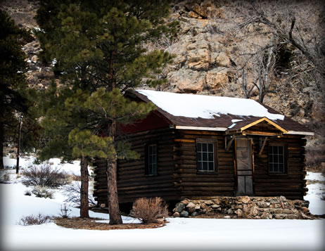 Cold Little Cabin